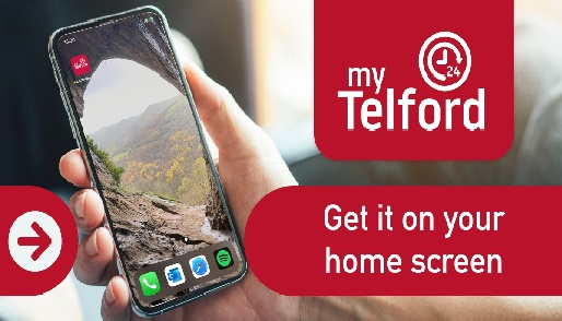 New MyTelford app launches today!