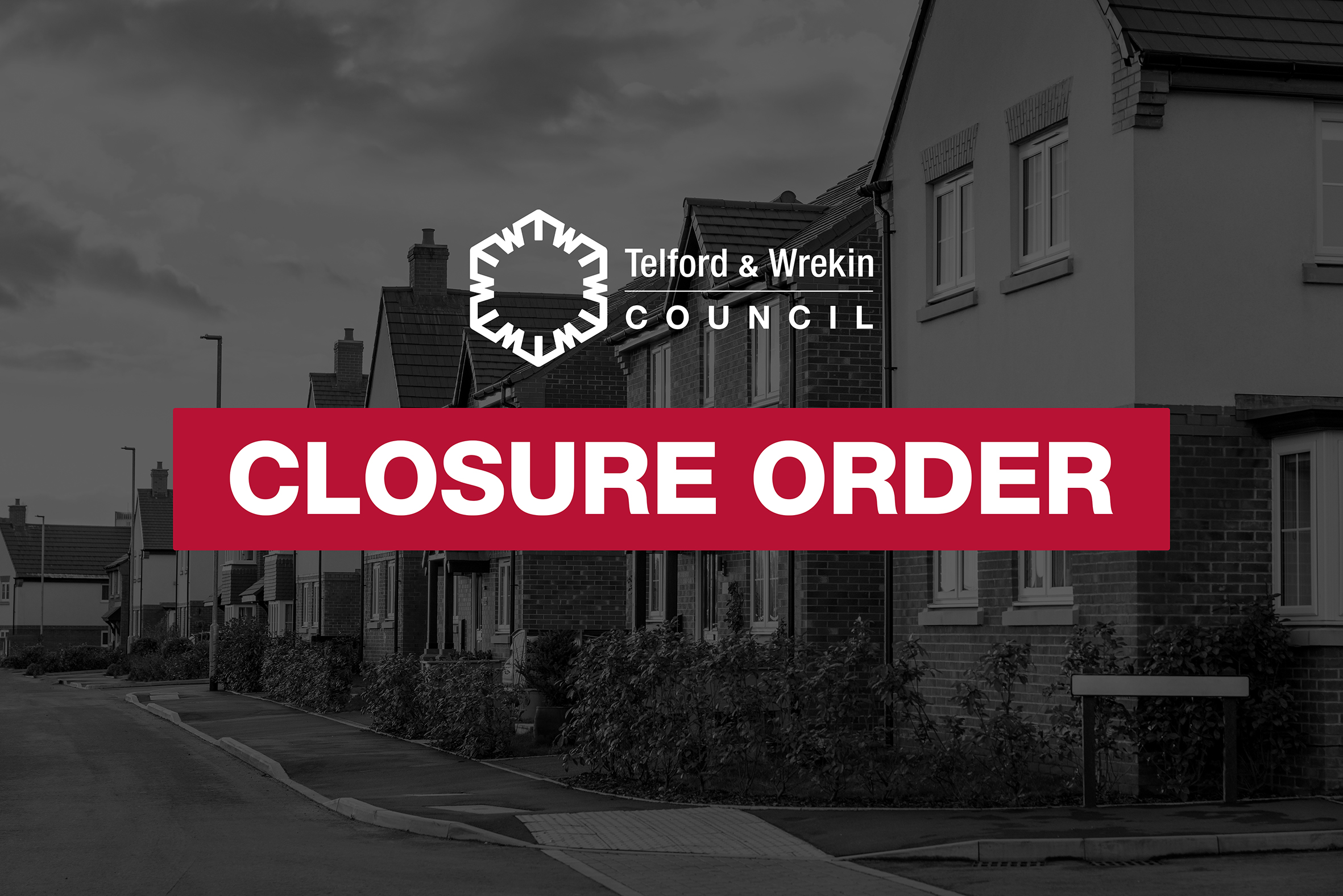 Council's Anti-Social Behaviour team secures first 'closure order' on problem property
