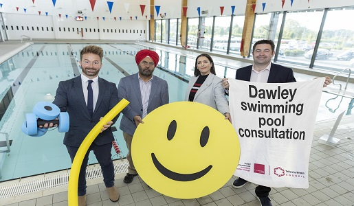 Residents urged to contribute to plans for new swimming pool