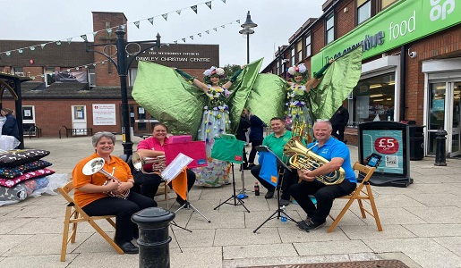 Local High Streets to Host Made in Telford Autumn Street Fayres.