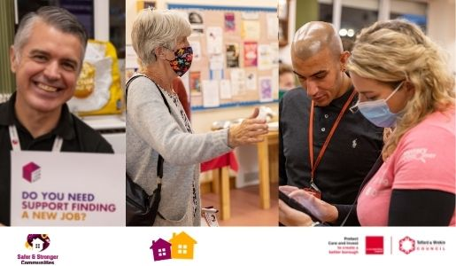Success for Safer and Stronger Communities Project