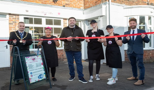New Dawley bistro aims to be high street recipe for success