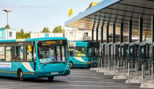 Ambitious £40m bus improvement plan submitted to government