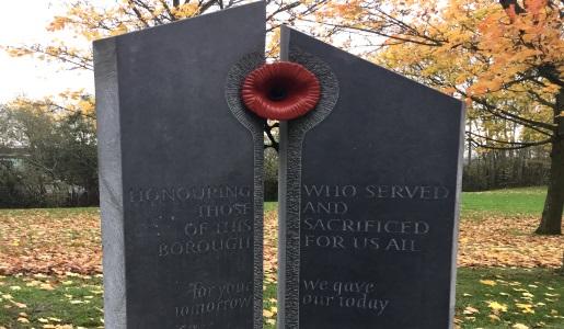 Remembrance in Telford and Wrekin 2017