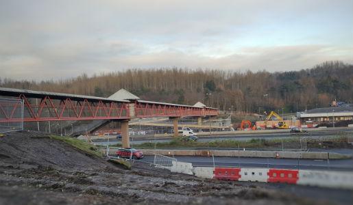 New Year – New Footbridge
