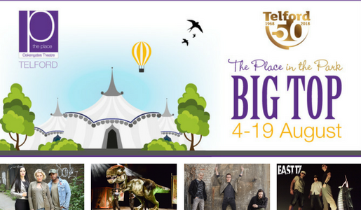 S Club, 5ive and East 17 and more unveiled for Big Top
