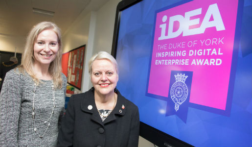 Duke of York Award scheme set to transform digital skills