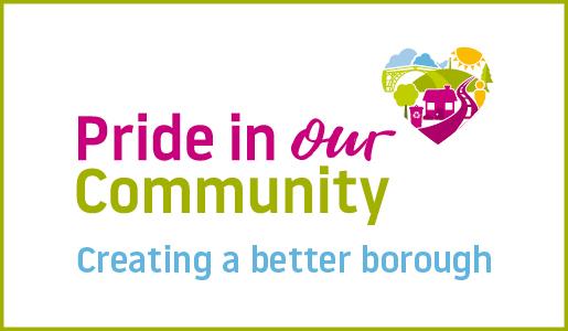 Pride in Our Community work happening this week: 30 April 2018