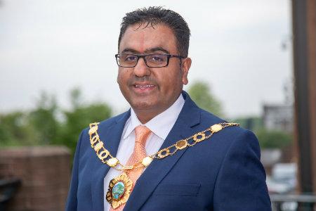 New mayor and deputy mayor for Telford and Wrekin