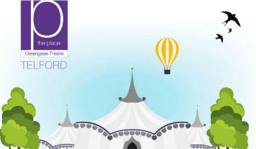 Telford 50 latest: Telford Centre to sponsor Big Top