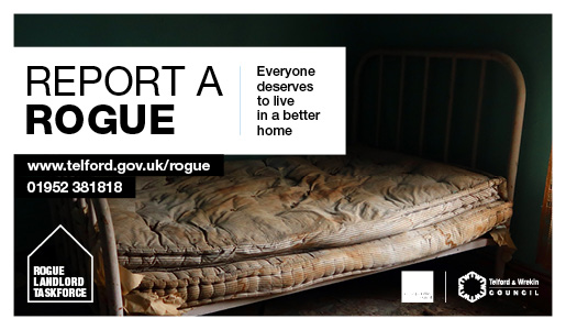 Report a Rogue Landlord