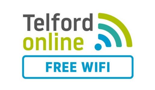 Telford Online Free Wi-Fi