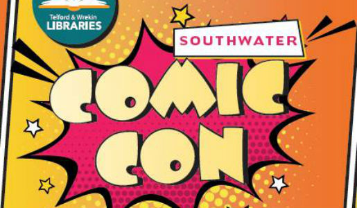 Southwater's free Comicon event is back by popular demand!