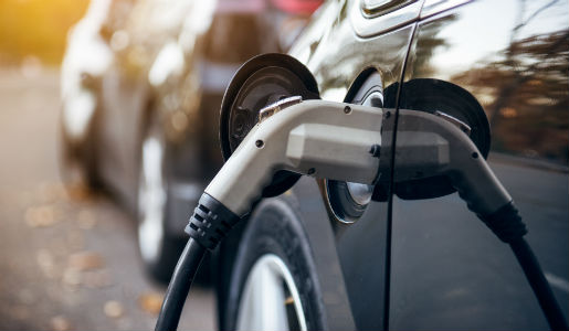 Plan to create network of charging points for electric cars