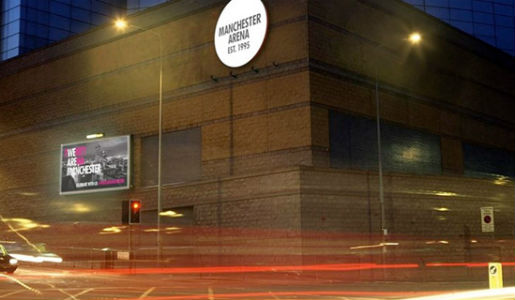 Statement on Manchester attack